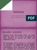 8 RESENHA.pptx