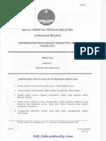 [edu.joshuatly.com] Trial Malacca SPM 2011 Biology Paper 1 3.pdf