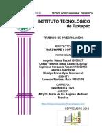 Investigacion Hardware y Software