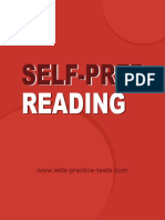 IELTS Prep Reading