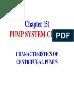 Pump System Curve
