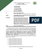 Informe Nº 0324 Conformidad de Pago Ing. Oscar Zela