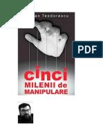 Bogdan Teodorescu - 5 milenii de manipulare v.0.9.doc