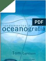 Fundamentos de Oceanografia (PDF-Português)