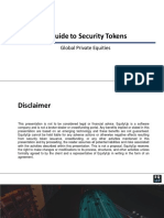 Security Tokens - A Complete Guide
