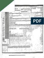 Modelo de cheque diferido para Contabilidad