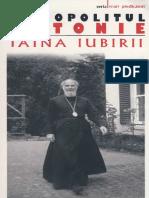 Antonie de Suroj - Taina Iubirii