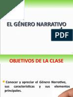 Clase Nro. 8 Género Narrativo + Esq. Quinario.ppt