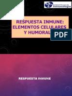 Células de Sistema Inmune.