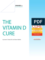 !VitaminDCure Book Summary