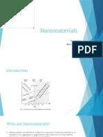 Nano Materials 1