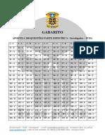 03 - Gabarito Apostila 200 Questões - Parte Específica