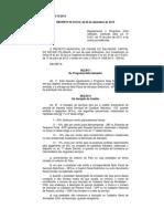 Dec. 24.513 Programa Nota Salvador