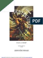 Paul S[1]. Kemp - Forgotten Realms - Alkonyháború 2 - Árnyékvihar