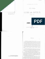 Mihai DELIBAS - Curs de Optica