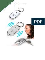 Key Finger - Buscador de llaves.