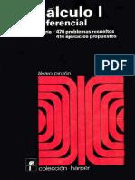 Cálculo I; Diferencial con 476 Problemas Resueltos - Álvaro Pinzón [Harla].pdf