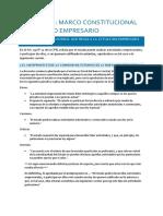 Capitulo 2 Resumen La constitucion economica Chilena ante los tribunales de justicia Navarro