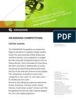 GRANSHAN Submission Information 2017a
