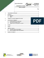 Especificaciones para placa huella - Colombia