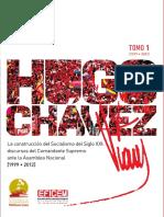 Tomo I. Discursos Hugo Chávez ante el Parlamento Venezolano