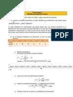 Medidas de dispersión y forma