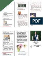 Leaflet Manajement Laktasi