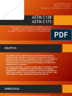 ASTM C138