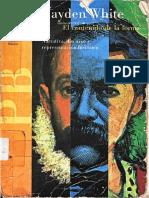 [Spanish Edition] Hayden White - El contenido de la forma_ Narrativa, discurso y representación histórica (1992, Paidos Iberica Ediciones).pdf