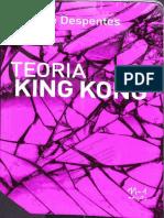 Virginie Despentes - Teoria King Kong.pdf