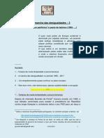1809 - A Longa Marcha Das Desigualdades – 3 Portugal, Desastre Periférico e Pasto de Ladrões (1995- …)