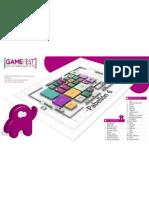 Distribucion de Stands para el Gamefest 2010
