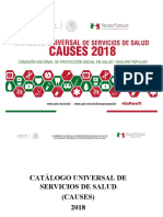Causes 2018