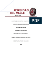 Informe de Laboratorio 6 Circuitos Adc 0808