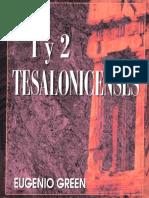 1 y 2 Tesalonicenses - Eugenio Green
