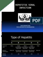 2018 Hepatitis Viral Infection