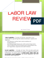 Labor Law Review Presentation 1