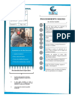 P-EC-01 Procedimiento Escrito Para Trabajo