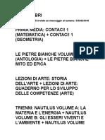 Libri Di Prima Media 1