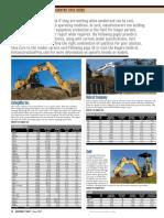 Excavator Spec Guide
