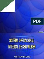 A Visao Integral de Ken Wilber