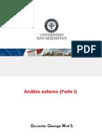 Analisis Externo I