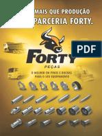 Forty - Catálogo Caminhões
