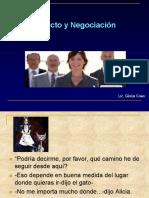 Conflicto y Negociación