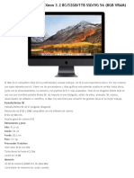 Nuevo IMac Pro 27