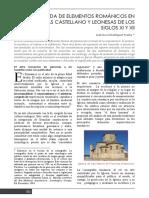 La Busqueda De Elementos Romanicos En Las Monedas Castellano y leonesas de los siglos XI y XII