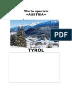 Oferte AUSTRIA - Tyrol.doc