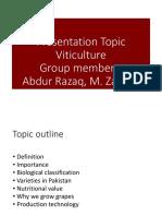 Presentation of viticulture .pptx