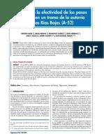 Prescripciones Tecnicas Para El Diseño de Pasos de Fauna y Vallados Perimetrales