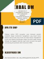 HERBAL DM.pptx
